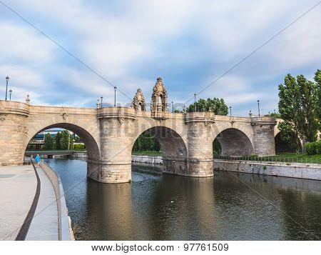 Puente De Toledo Bridge