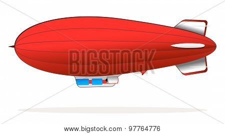 Red Blimp
