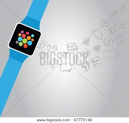 Smartwatch connectivity