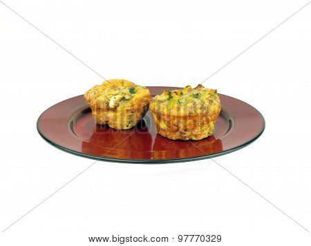 Scrambled Egg Muffin
