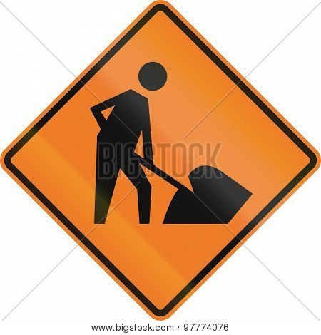 Workers In Road Ahead In Canada