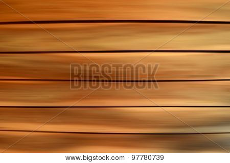 Brown wood slat horizontal art Abstract background