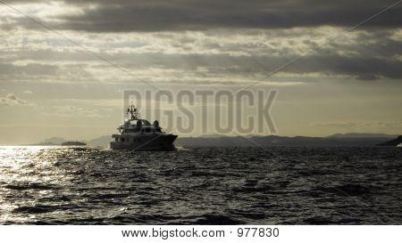 Yacht Teddy