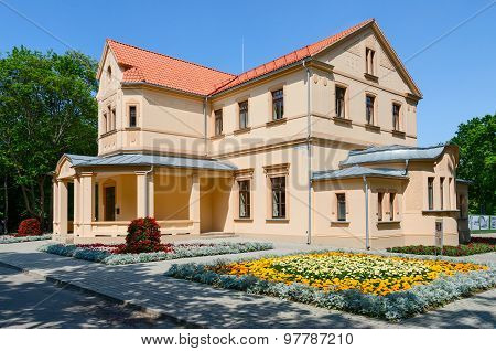 Palanga Kurhaus, Alley Of Counts Tyszkiewicz 1, Palanga, Lithuania