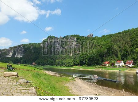 Elbe Sandstone Mountains