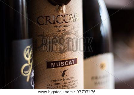 Cricova Wine