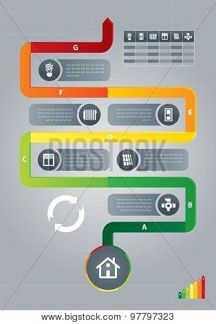 Energy efficiency line