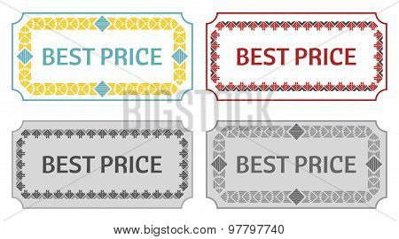 Best Price, Retro Label