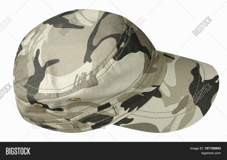e85e29a3162e08 Hat Isolated On White Background. Image & Photo (HD) | Bigstock