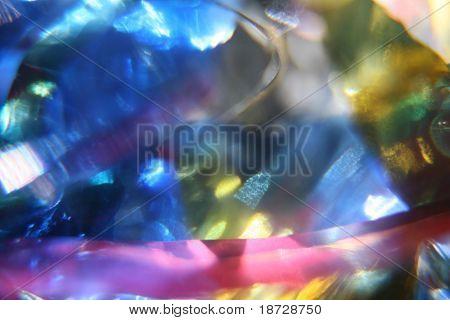 defocus colorful background