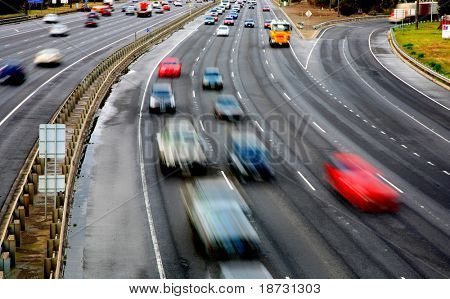 Freeway, highway