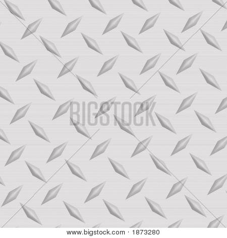 Brushed Diamond Aluminum