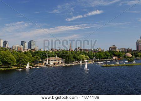 Summertime In Boston