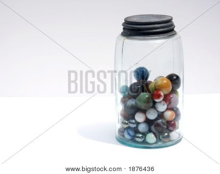 Marble Jar, Entire, Horizontal