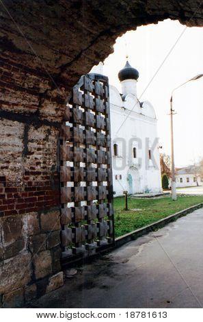 conventual gates