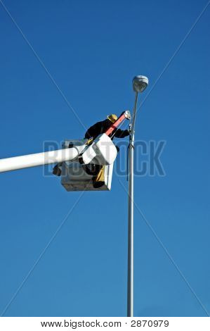 Street Light Repair