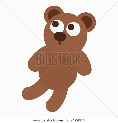 Teddy Bear Logo Of The