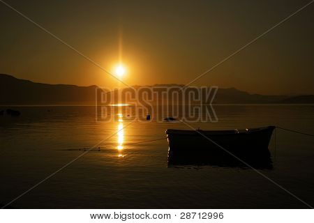 Sunrise Boat