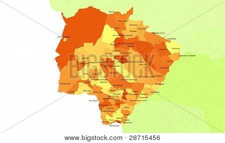 Mato Grosso Do Sul State - Brazil
