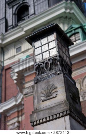 St Michaelis Lamp