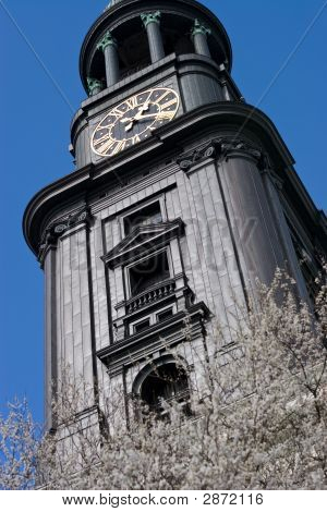 St Michaelis Tower