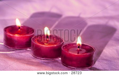 Candles And Flames