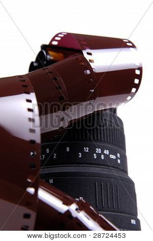 Digital Vs. Film Camera Photography