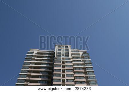 New Flat Building