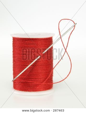 Red Threaded