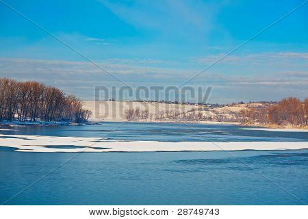 Dumbrava Lake