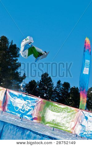 Tim-Kevin Ravnjak, Snowboard Halfpipe, Youth Olympic Games 2012