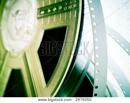 Movie Industry - Film Reels