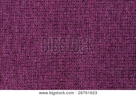 Purple Mohair Woven Texture