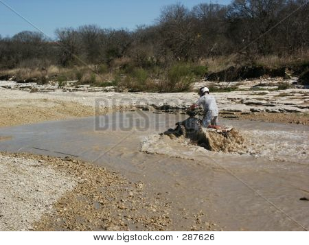 Atv Water Hole