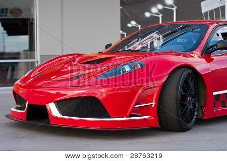 2012 Ferrari F-430