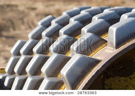Hydraulic Dirt Rolling Machine