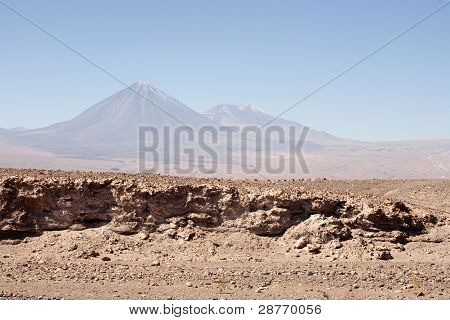 mountains in San Pedro de Atacama desert