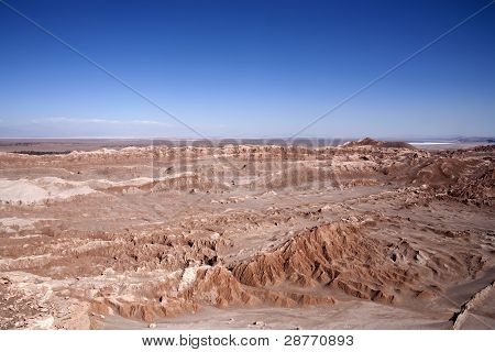 mountains landscape in atacama