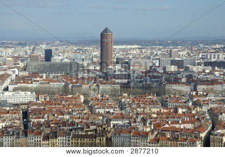 France; Lyon; Lyons;  District Of La Part Dieu