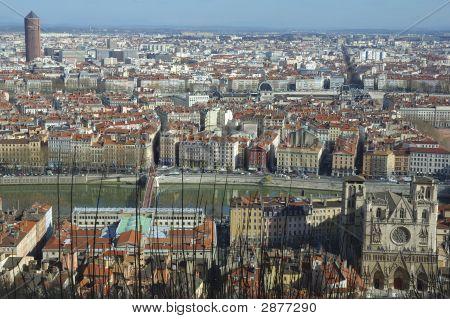 France; Lyon; Lyons;  La Part Dieu