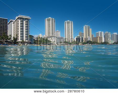 Hotels And Resorts In Waikiki, Hawaii