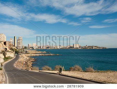 Cabo De Huertas, Alicante