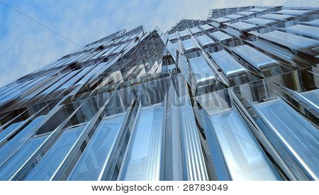 Glass Towers