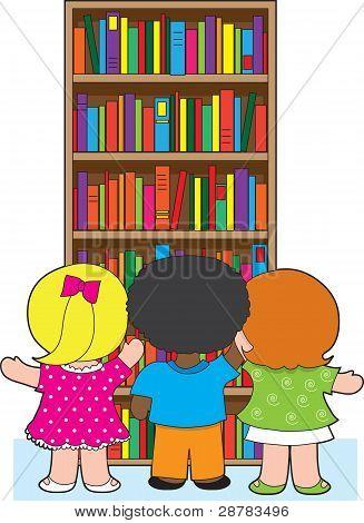Bookcase Kids