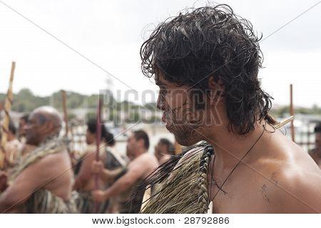 Maori Warior