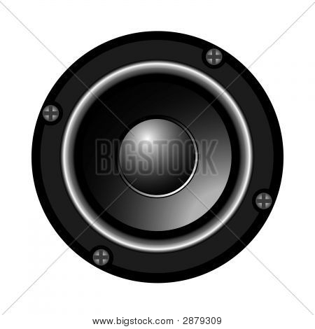 Isolated Speaker