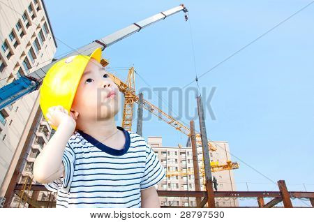 Boy Architects and Building