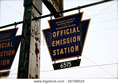 Official Emission Station