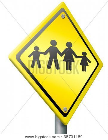 happy family silhoutte holding hands Young parents father mother son and daughter silhouette parent and kid