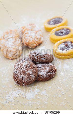 Assortment Of Cookies
